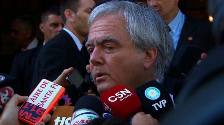 """ARGENTINA: """"Deberíamos lograr un acuerdo de gobernabilidad rápido"""""""