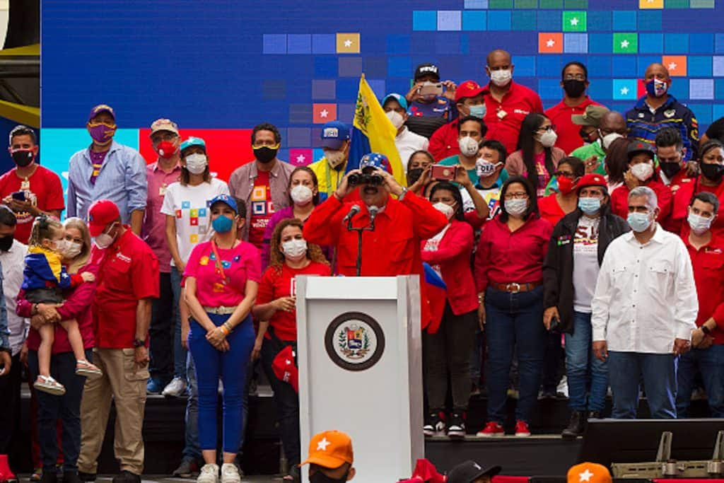 Getty / Nicolás Maduro