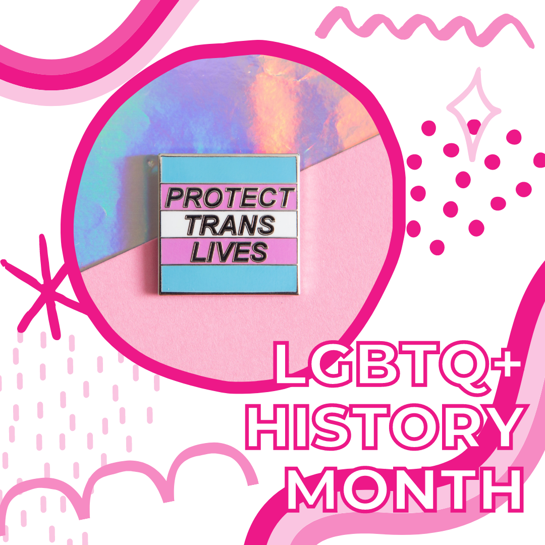 LGBTQ History Month - Extreme Largeness Wholesale