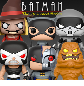 BATMAN THE ANIMATED SERIES POP!