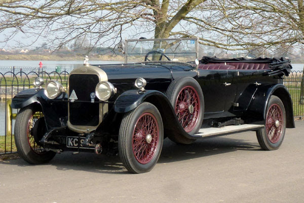 1925 Sunbeam 20/60 Tourer