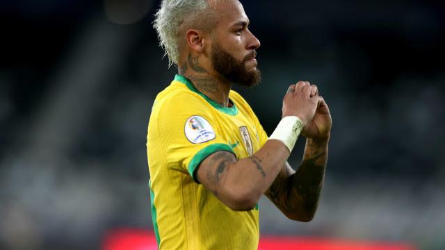 Neymar exalta Messi e comemora clássico na final: 'Sempre sonhei em jogar'