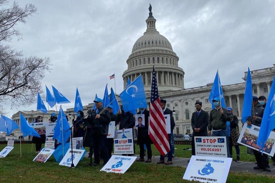 ETNAM in front of US Capitol