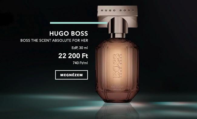 Designer Weeks – Boss The Scent Absolute For Her