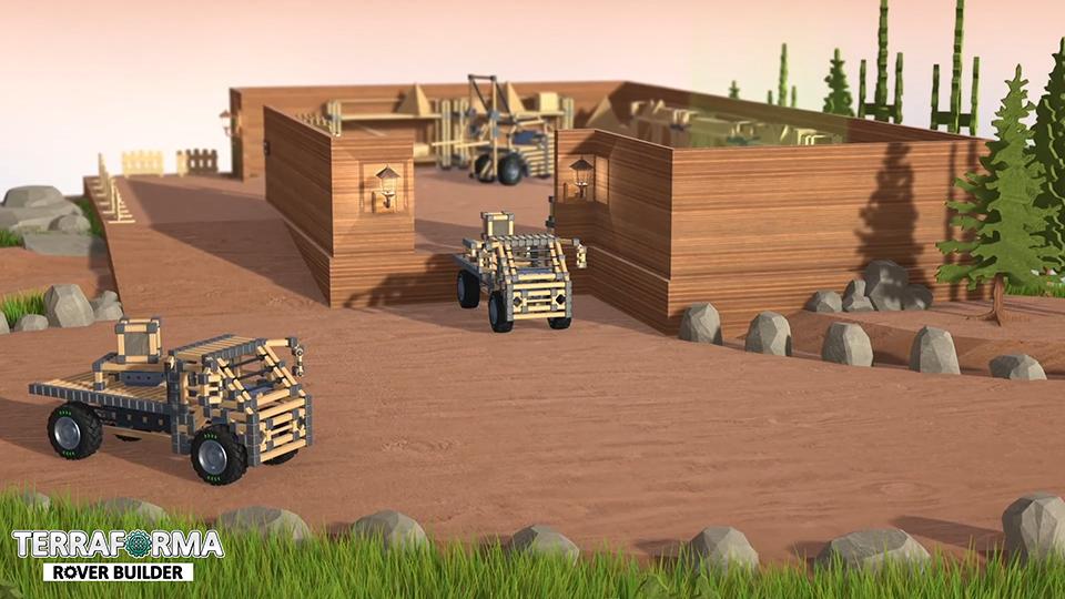 Rover Builder Roadmap