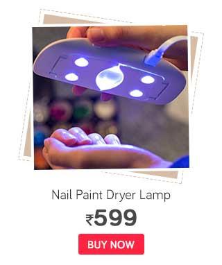 Kamalife Professional Nail Dryer Dryer Lamp,UV & LED Lamp Dryer 1 no.s
