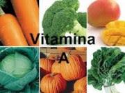 Para Que Serve a Vitamina A? Quais os Alimentos Ricos em Vitamina A.