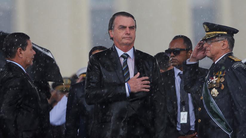 """Bolsonaro cancela """"por decreto"""" la identificación de restos de desaparecidos de la última dictadura militar de Brasil"""