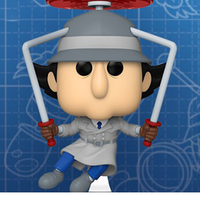 Pop! Animation: Inspector Gadget