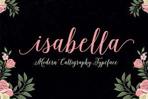 Isabella Script (60% Off)