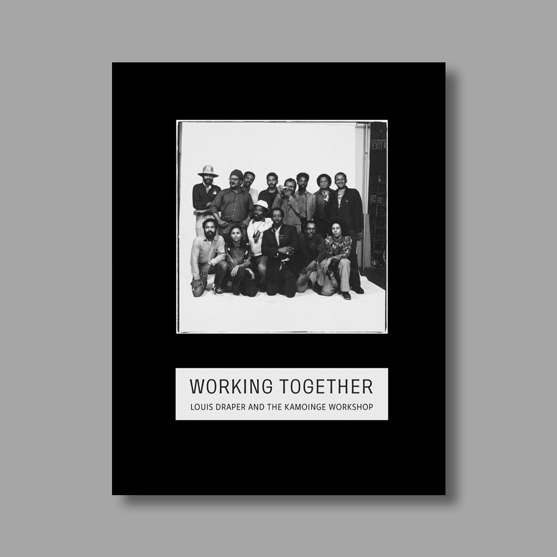 Working Together exhibition catalogue
