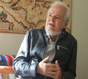 El intelectual venezolano, Luis Britto García