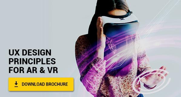 Nguyên tắc thiết kế UX cho AR & VR