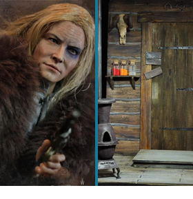 THE HATEFUL EIGHT 1/6 SCALE FIGURES & DIORAMAS