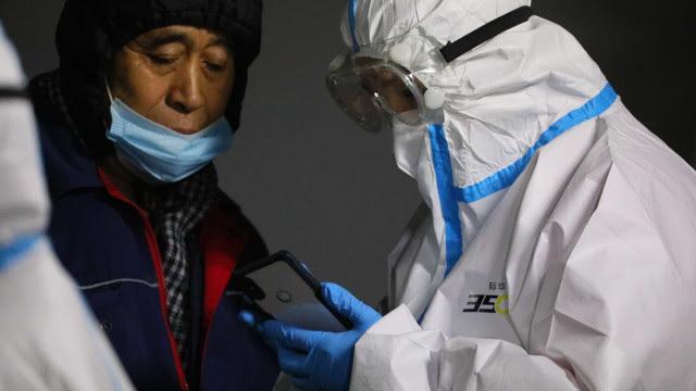 Covid-19: China registra primeira morte em oito meses