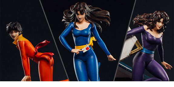 Cat's Eye 1/6 Scale Limited Edition Statue