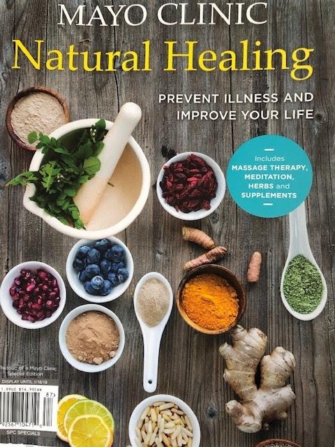Natural Healing, Natural Healing. Can't Beat Em Join Em!