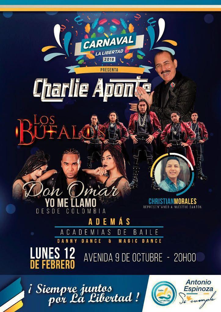 Fiestas de Libertad Ecuador AG producciones