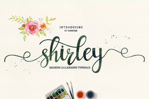 Shirley (50% off special valentine!)