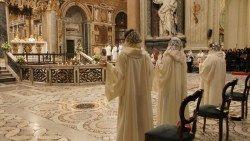 Mensaje Papa Ordo virginum misericordia humanidad