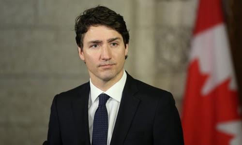 Thủ tướng CanadaJustin Trudeau. Ảnh: Reuters.