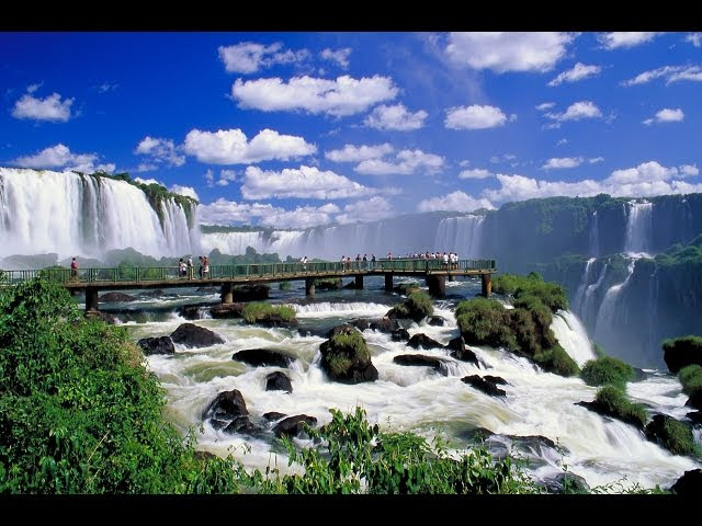 Iguazu Falls In South America: The Largest In The World  Sddefault