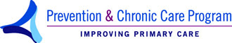 AHRQ Prevention and Chronic Care Program logo