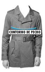 Guía de tallas de abrigos y chaquetas para hombre – cómo elegir tu talla de abrigo y chaqueta adecuada