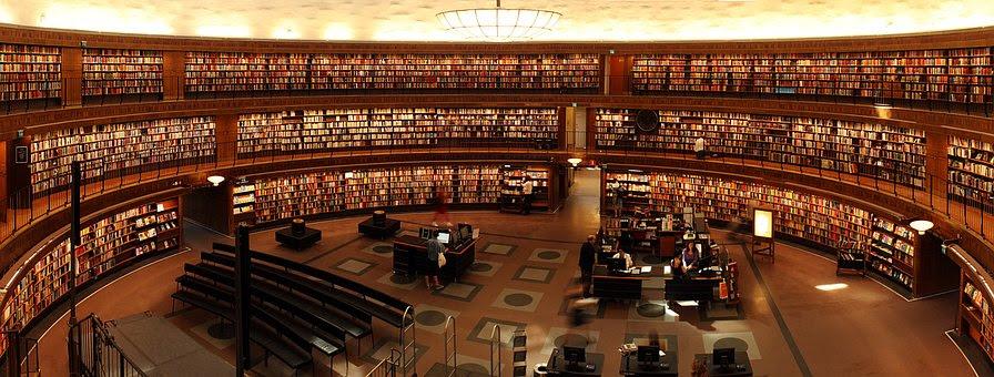 Kirjat, Opiskelijat, Kirjasto, Yliopisto