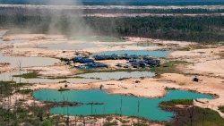 Violencia en la Amazonía