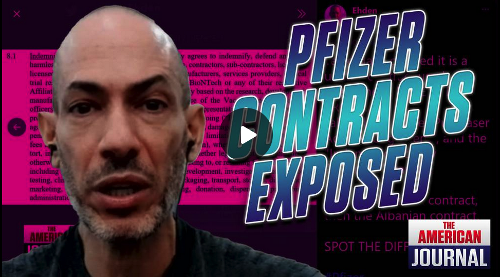 Pfizer Contracts Exposed WW3OexVVme
