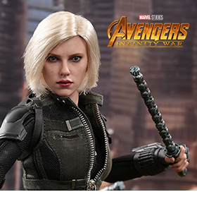 INFINITY WAR BLACK WIDOW 1/6 SCALE COLLECTIBLE FIGURE