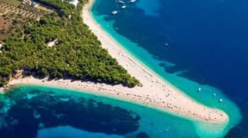 Izlet na otok Brač- iz Splita