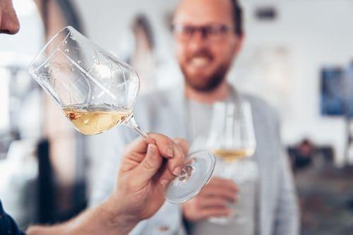 Cómo probar el vino