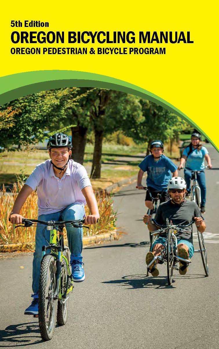 Oregon Bicyclist Manual