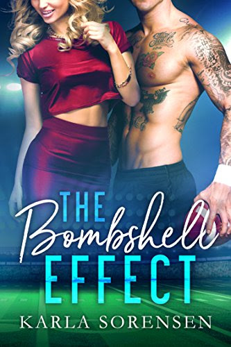 Cover for 'The Bombshell Effect (Washington Wolves Book 1)'