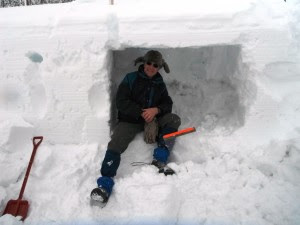 Try This Practical Method to Build a Survival Snow Cave