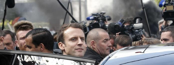la journée mouvementée de Macron, la mise à l'écart d'Audrey Pulvar, le dégoût d'un proche de Mélenchon