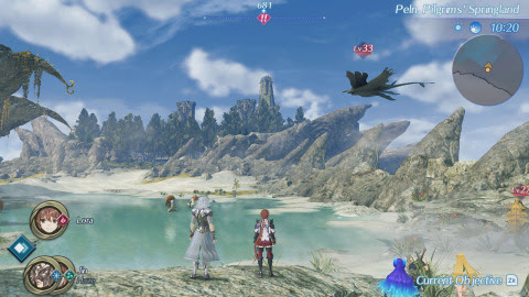 The Xenoblade Chronicles 2: Torna ~ The Golden Country game will be available on Sept. 21. (Graphic: ...