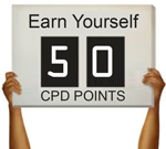 50 CPD Points