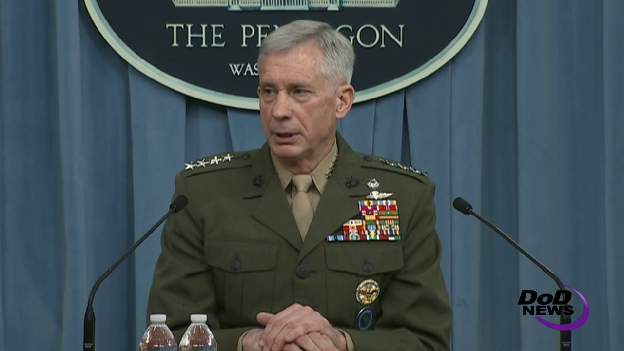 Africom Commander on Tunisia