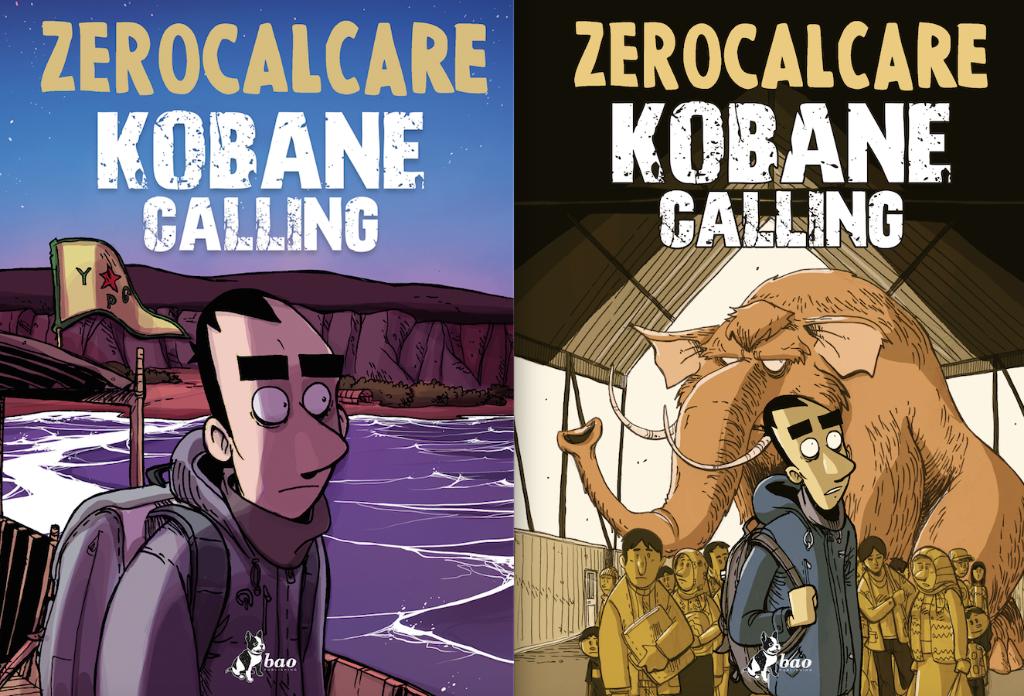 Evento per Kobane Calling, il nuovo libro di Zerocalcare
