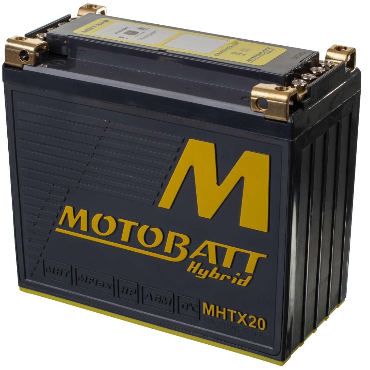 MotoBatt Hybrid