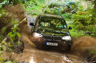 Explore Goodwood in a 4x4 BMW