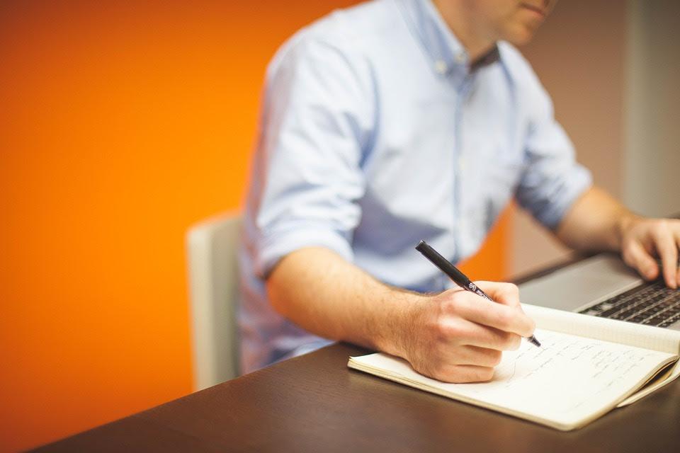 Oficina, Inicio, Negocio, Oficina En Casa, Empresario