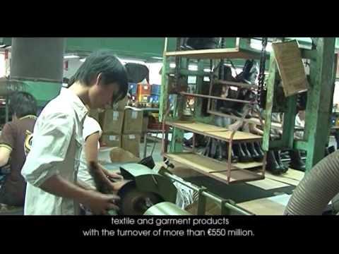 Video đoàn doanh nghiệp CNHT Việt Nam tại châu Âu