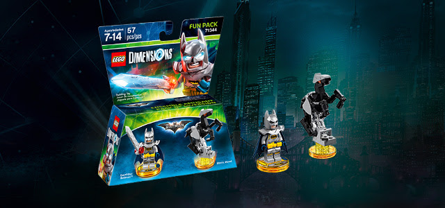 LEGO Dimensions Fun Pack LEGO Batman Movie