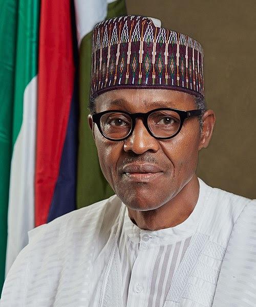Nigerian President Muhammadu Buhari. (Bayo Omoboriowo, Wikipedia)