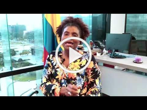 Ministra Mabel Torres sobre convocatoria para hacer frente a problemáticas derivadas de la pandemia