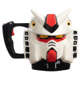 Mobile Suit Gundam RX-78-2 Head Sculpted Mug